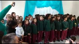 Coro de niños músicos