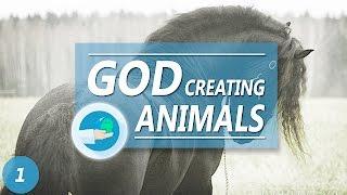 GOD CREATING ANIMALS