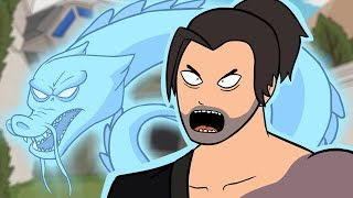 Meet Hanzo (Overwatch Animation)