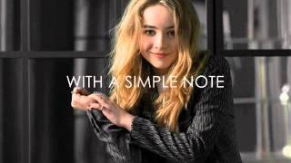 Sabrina Carpenter -We'll Be The Stars (Lyrics)