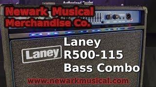 Laney R500-115 Bass Combo Amplifier