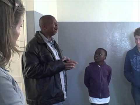 A trip to Robben Island