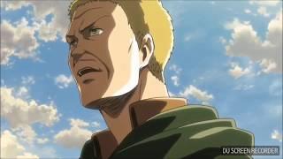 【MAD】進撃の巨人 クリスタ戦闘曲