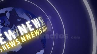 News Intro video background - HD video footage