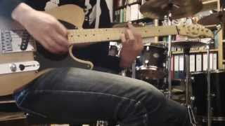 Billy Talent - Where Is The Line   Cover by Benjamin Plück