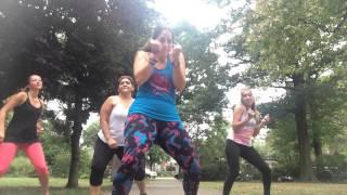 Zumba® Fitness Choreography: Ginza by J Balvin