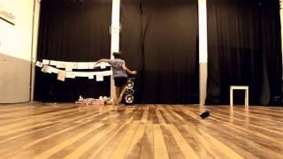 DANCE IMPROVISATION COVER - Unstoppable, SIA
