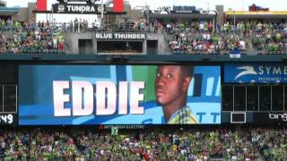Sounders FC (2nd goal) vs. Whitecaps FC - 18 August 2012 (video 9 of 9)