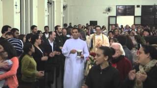 Igreja Católica - Paróquia Santa Terezinha - Embu Guaçu!