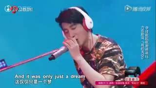 李琦 王力宏 -  我的天空 + Just A Dream (蓋世英雄 20160821)