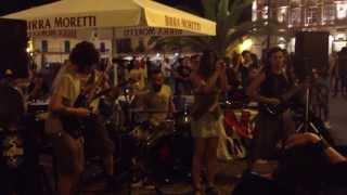 EL KARMASO - La Marcha de la Bronca live