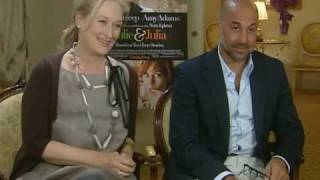 Noopur Tiwari in conversation with Meryl Streep
