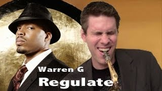 Regulate - Alto Saxophone - Warren G feat. Nate Dogg - BriansThing