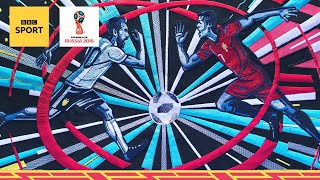 Fifa World Cup 2018 launch trailer - BBC Sport