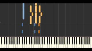 Proud Mary Intro (John Fogerty) - Piano Tutorial