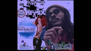 Rihanna Feat  Slim Knight    DJ Ezee Work J A Remix 2016