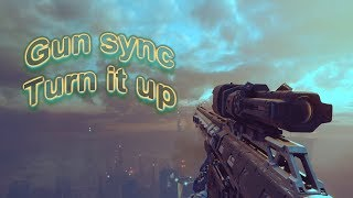 Gun sync #14 | Turn it up - Anikdote
