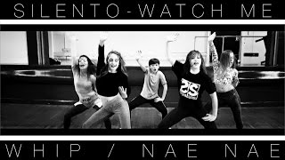 Silento - Watch Me (Whip/Nae Nae) #WatchMeDanceOn   @ItsChrisClark