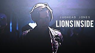 Jughead Jones ; lions inside