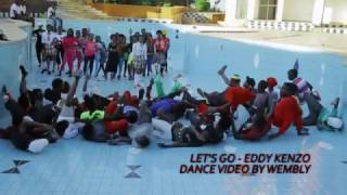 Wembly Moses Dancing Let's Go by Eddy Kenzo