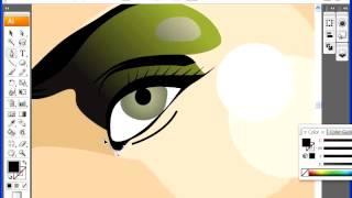 Học thiết kế đồ họa Adoble illustrator bài 7.wmv
