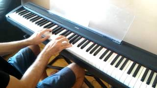 Passenger - Anyway (piano cover)