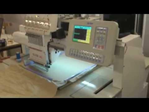 Nakış makinası BECS328-Embroidery machine BECS328-