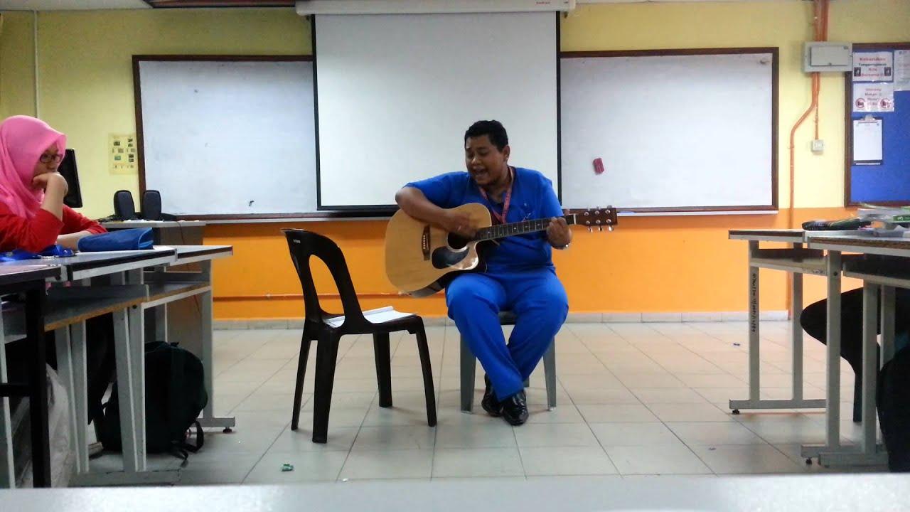 Precious memory of 1B Asasi Tesl Shah Alam.😂