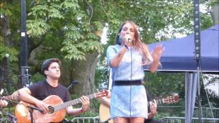 Gisela João au Vitrolles Sun Festival - Senhor Extraterrestre (live)