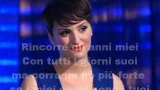 Arisa - Il tempo che verrà (lyrics)