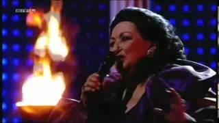 Montserrat Caballé Barcelona live in German TV  (February 1, 2013)