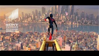 Spider-Man: Into the Spider-verse | Trailer 3 Sv.Tal | Sony Pictures International