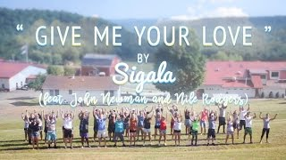 Give me your love - FWC Staff Music Video 2016