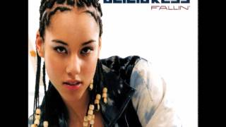 ALICIA KEYS - FALLIN - WITH LYRICS