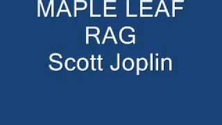 Maple Leaf Rag - Scott Joplin - New England Conservatory Ragtime Ensemble