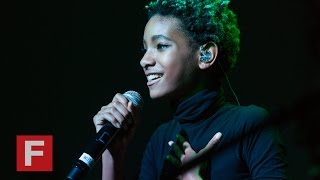 """Willow Smith, """"Whip My Hair"""" (Live at The FADER FORT)"""