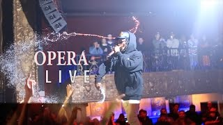 Jazz Cartier - OPERA (LIVE PERFORMANCE)