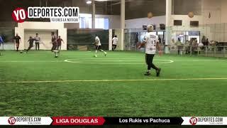 El Pachuca se despide ganando seis puntos en la Liga Douglas