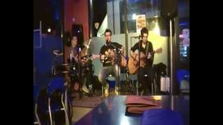 The Stomps - Costruire [Niccolò Fabi Cover] Live