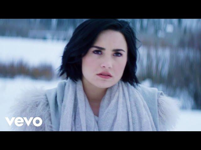 """Video oficial de """"Stone Cold"""" de Demi Lovato"""
