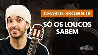 videoclase Só Os Loucos Sabem (aula de violão completa)