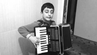 Samistal yaylasi küçük akordiyoncu GÖKAY UZUN