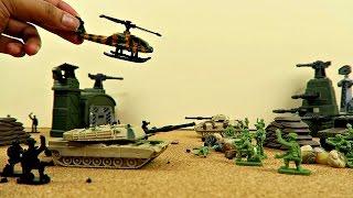 Mini Soldier Play Set