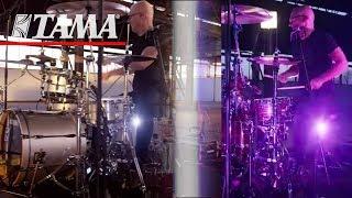 SONIC DUO (TAMA Hyper-Drive Duo + TAMA Starclassic Walnut/Birch) -Michael Schack