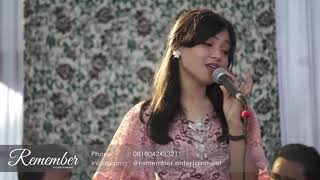I LOVE YOU 3000 - STEPHANI PUTRO COVER BY REMEMBER ENTERTAINMENT KERONCONG MODERN