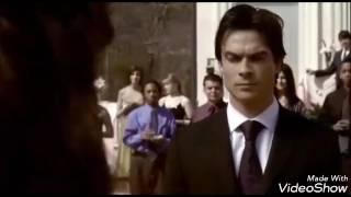 Delena danse 1x19 Never say never