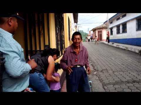 Juancho Dancing in Boaco Nicaragua