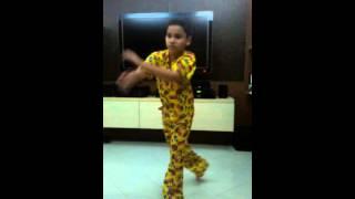 NinjaGo Running by Supertwin Duane