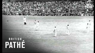 Leeds Test Match Aka The Fourth Test Match (1953)