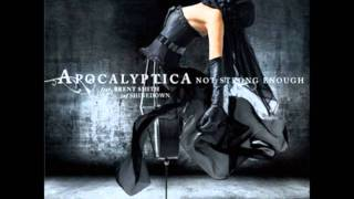 Apocalyptica Not Strong Enough Feat. Doug Robb